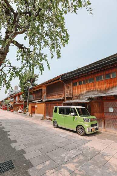 Visiting The Geisha District And Kaiseki Dining In Kanazawa - Japan (28)