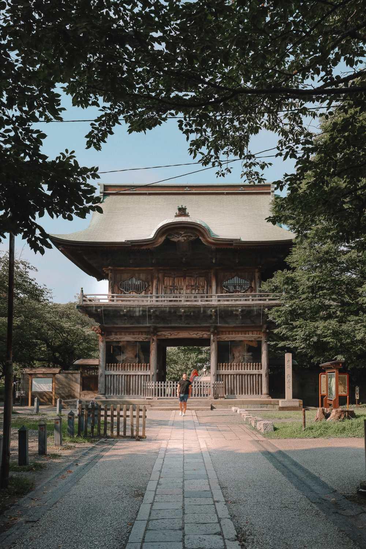 Temple Searching And Traditional Ryokans In Yokohama - Japan (19)