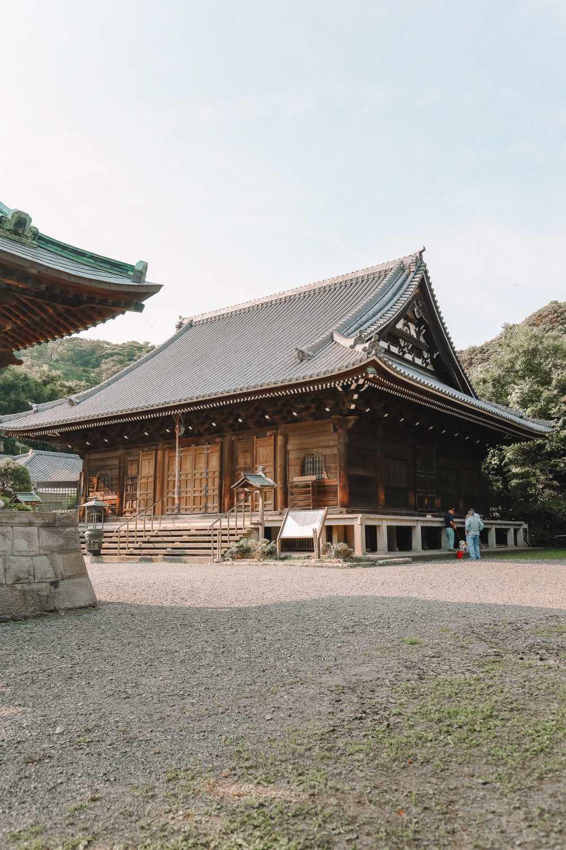 Temple Searching And Traditional Ryokans In Yokohama - Japan (8)