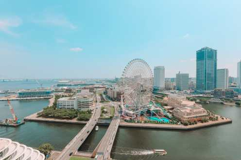 24 Hours Exploring Downtown Yokohama - Japan (55)