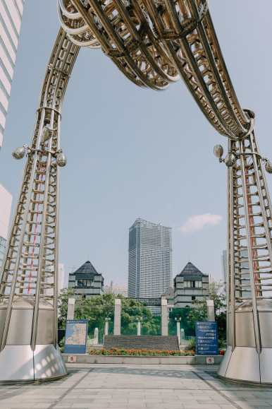 24 Hours Exploring Downtown Yokohama - Japan (50)