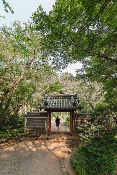 Exploring Sankeien Garden, Markets And The Mall In Yokohama - Japan (16)