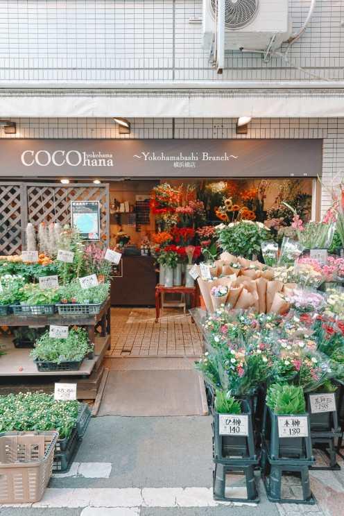Exploring Sankeien Garden, Markets And The Mall In Yokohama - Japan (9)