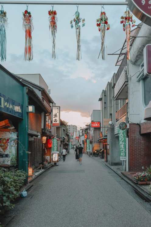 Exploring The Historic City Of Kanazawa - Japan (7)