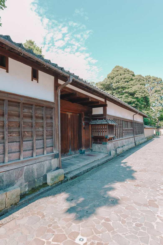 Finding The Samurai District Of Kanazawa and Hakusan City - Japan (63)