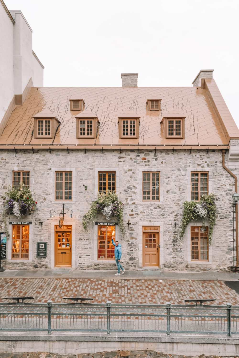 The Absolutely Beautiful French City Of Quebec, Canada (32)