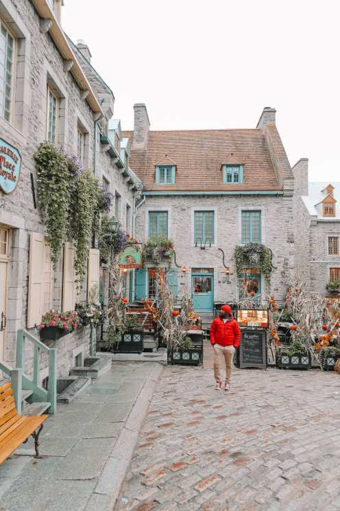 The Absolutely Beautiful French City Of Quebec, Canada (34)