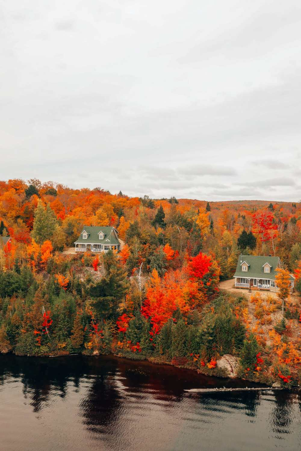 This Is One Of The Best View In All Of Quebec, Canada (16)