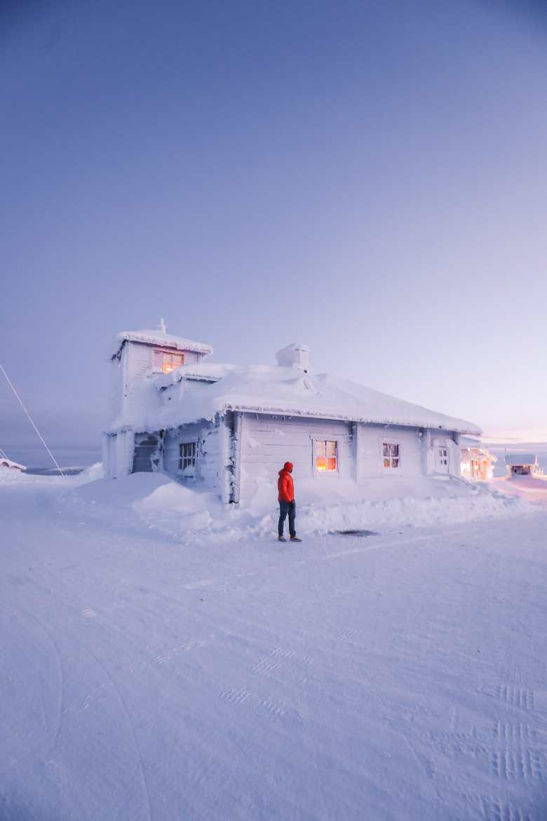 The First 24 Hours In Lapland, Finland (1)