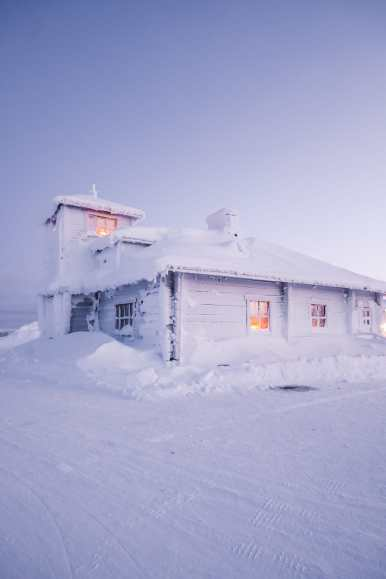 The First 24 Hours In Lapland, Finland (9)