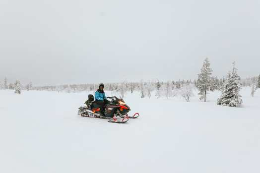 The First 24 Hours In Lapland, Finland (24)