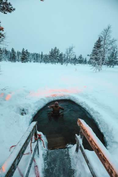The First 24 Hours In Lapland, Finland (31)