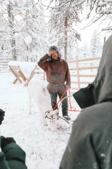 The Northern Lights Village And Star Arctic... In Lapland, Finland (18)