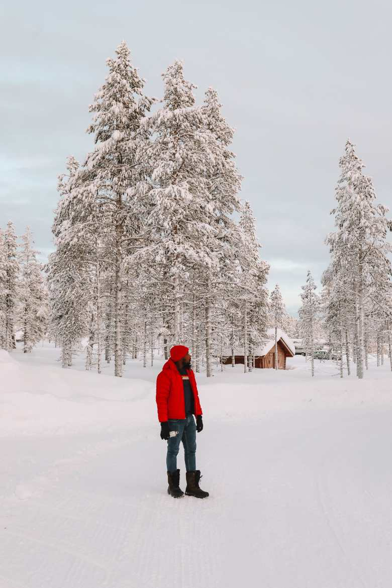 The Northern Lights Village And Star Arctic... In Lapland, Finland (32)