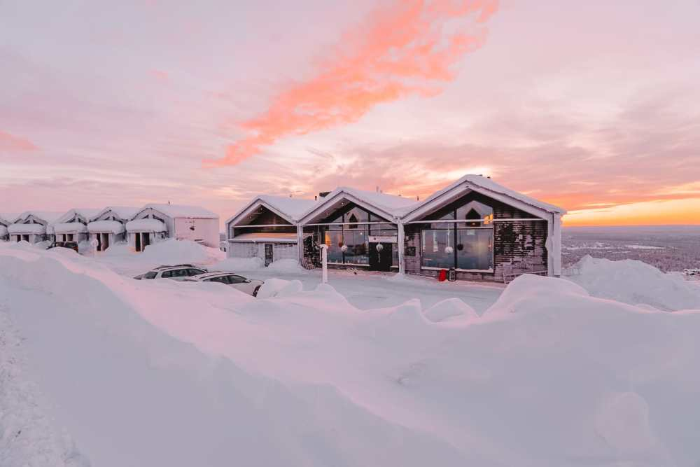 The Northern Lights Village And Star Arctic... In Lapland, Finland (42)