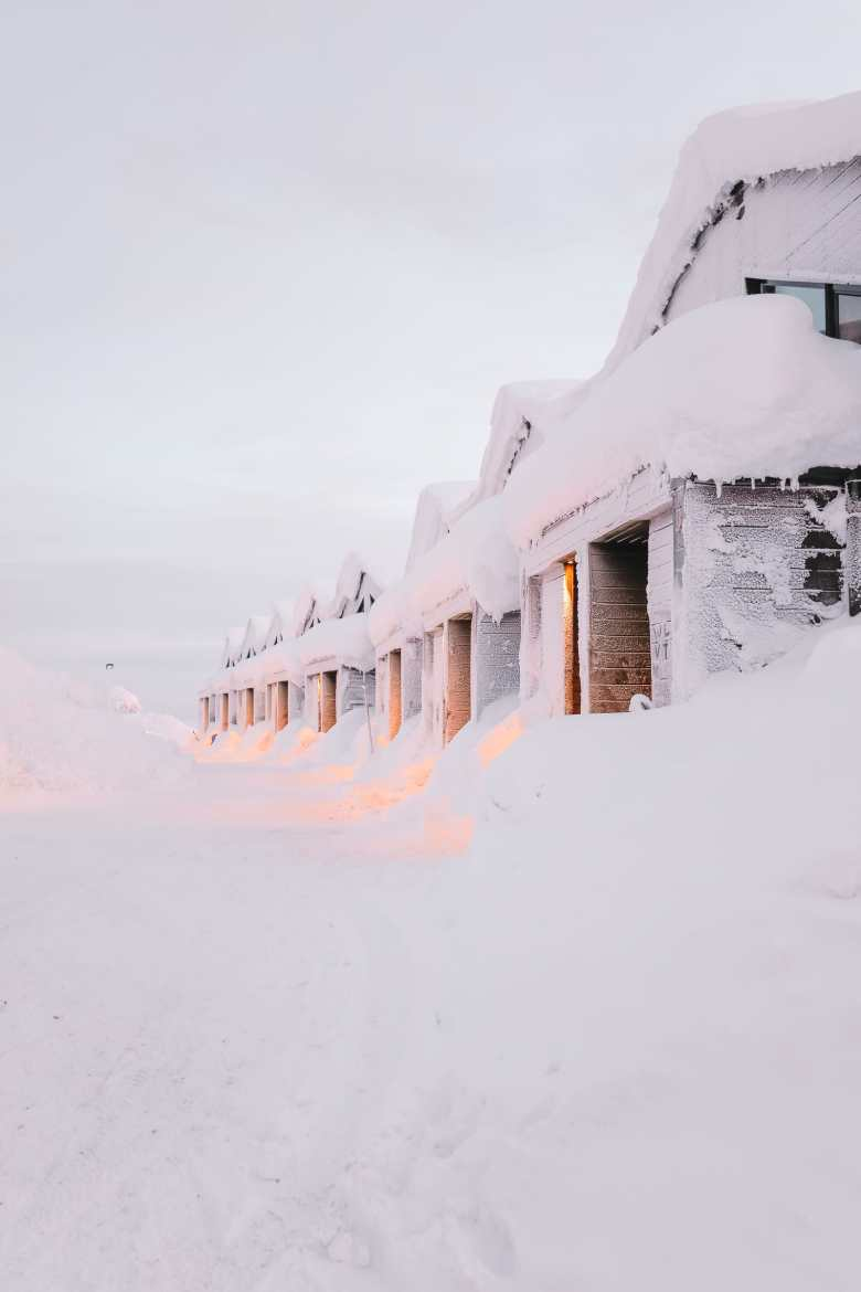 The Northern Lights Village And Star Arctic... In Lapland, Finland (47)