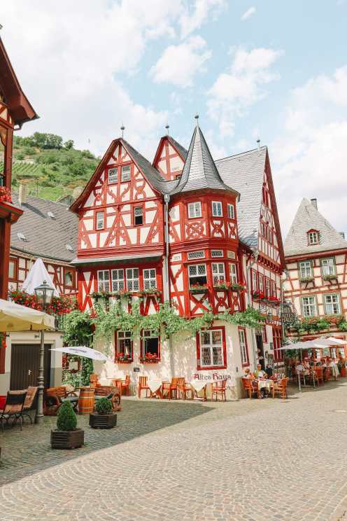 The Beautiful German Town Of Bacharach (19)