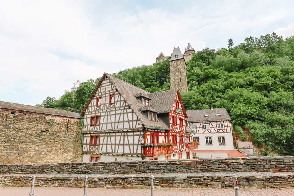 The Beautiful German Town Of Bacharach (28)