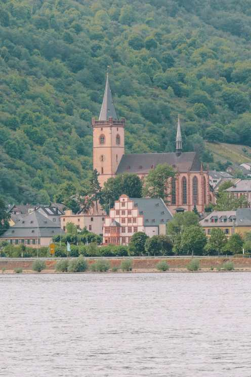 The Beautiful German Town Of Bacharach (55)