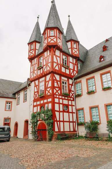 The Beautiful German Town Of Bacharach (63)