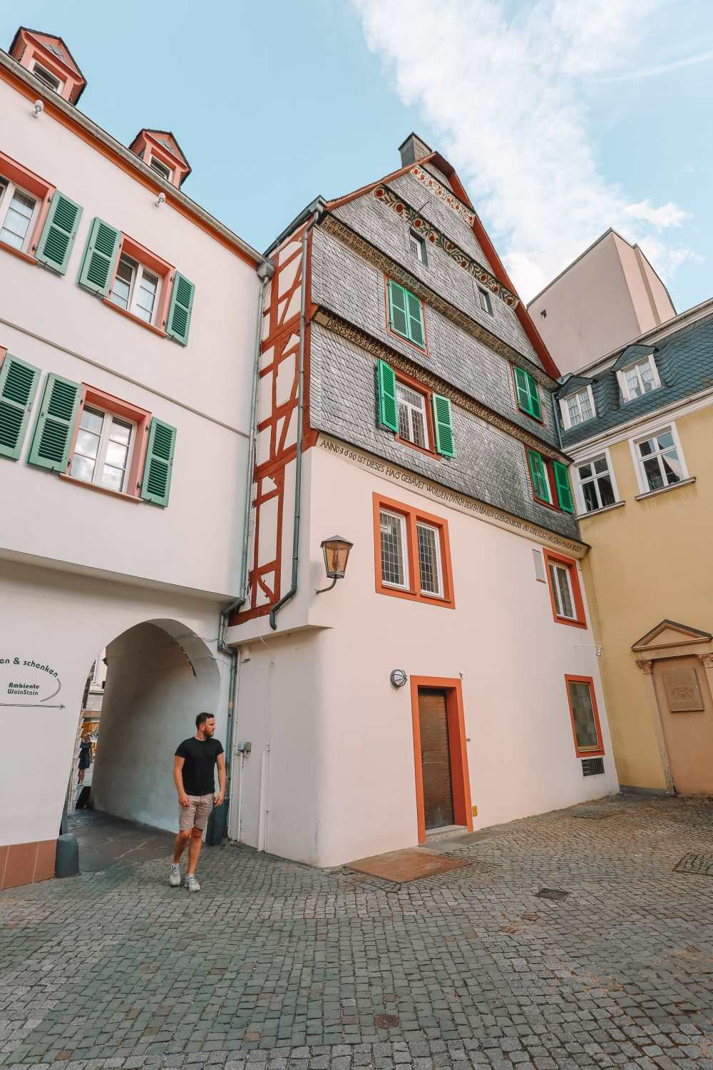 The Incredible Moselle Loop And Beautiful Town Of Bernkastel Kues In Germany (38)