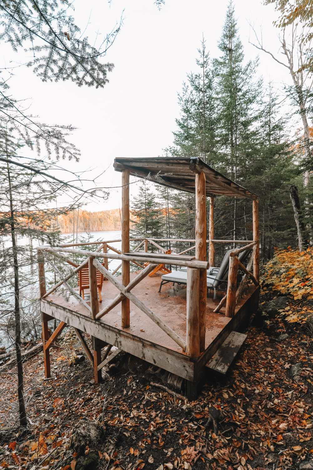 Getting Lost In Nature (And With Beavers) In Quebec, Canada (5)
