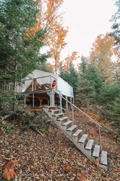 Getting Lost In Nature (And With Beavers) In Quebec, Canada (6)
