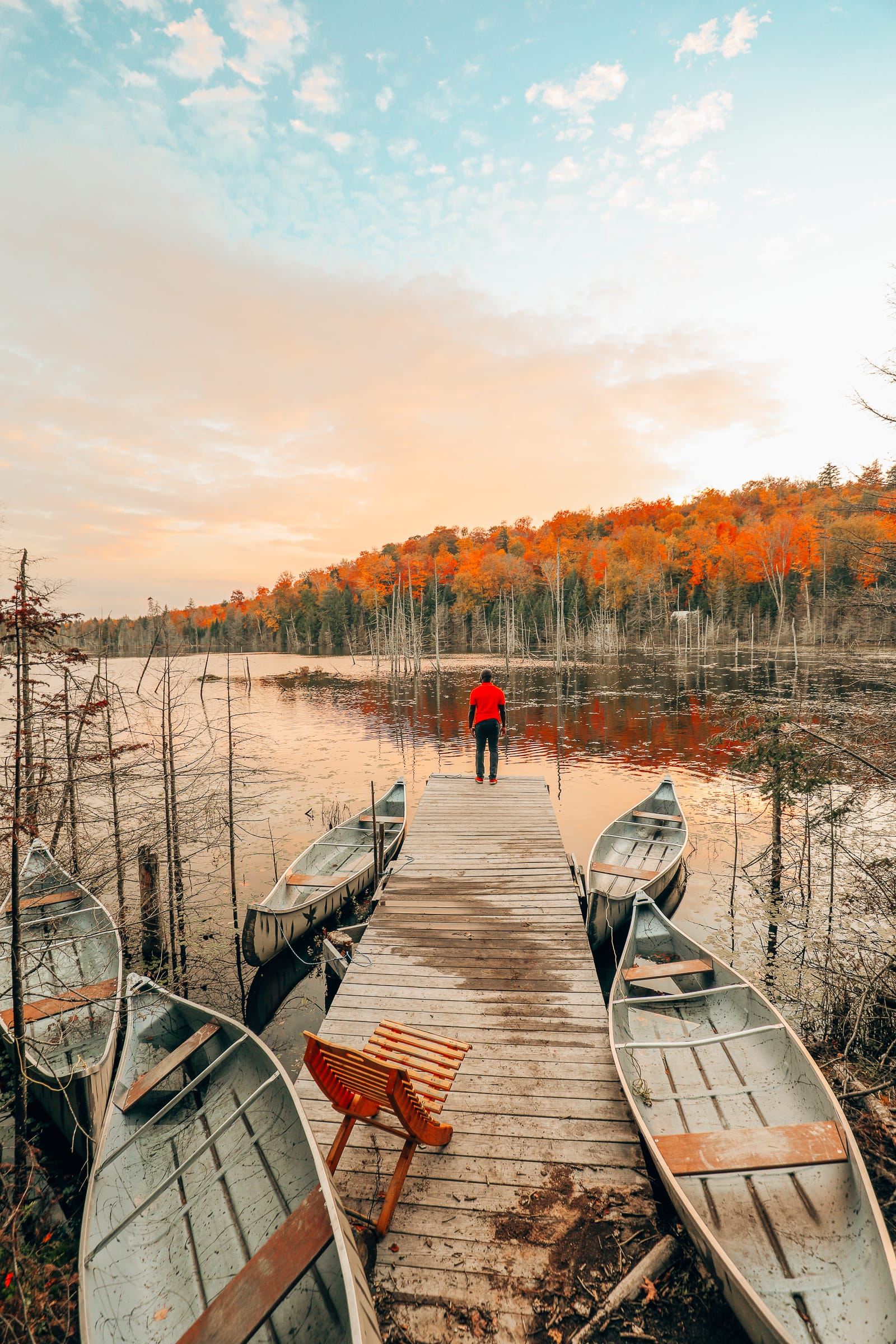 Getting Lost In Nature (And With Beavers) In Quebec, Canada (33)