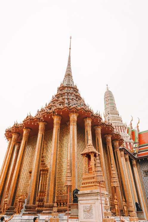 The Grand Palace And Khlongs Of Bangkok, Thailand (13)