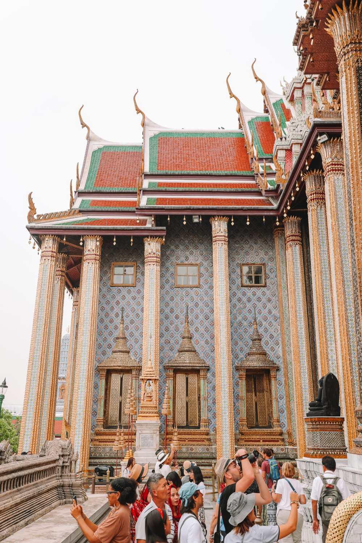The Grand Palace And Khlongs Of Bangkok, Thailand (17)