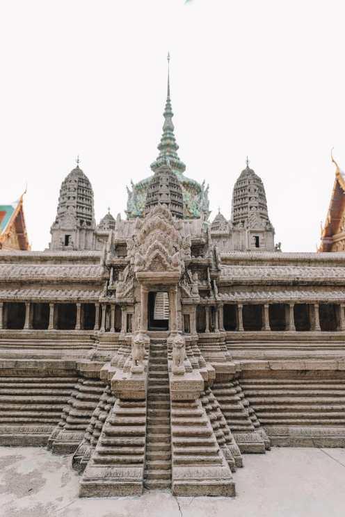 The Grand Palace And Khlongs Of Bangkok, Thailand (19)