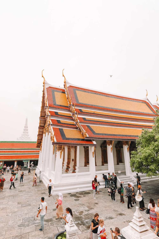 The Grand Palace And Khlongs Of Bangkok, Thailand (23)