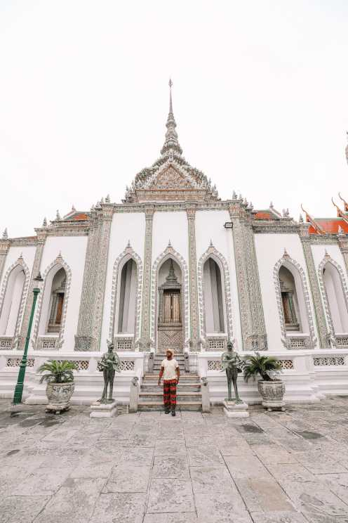 The Grand Palace And Khlongs Of Bangkok, Thailand (25)