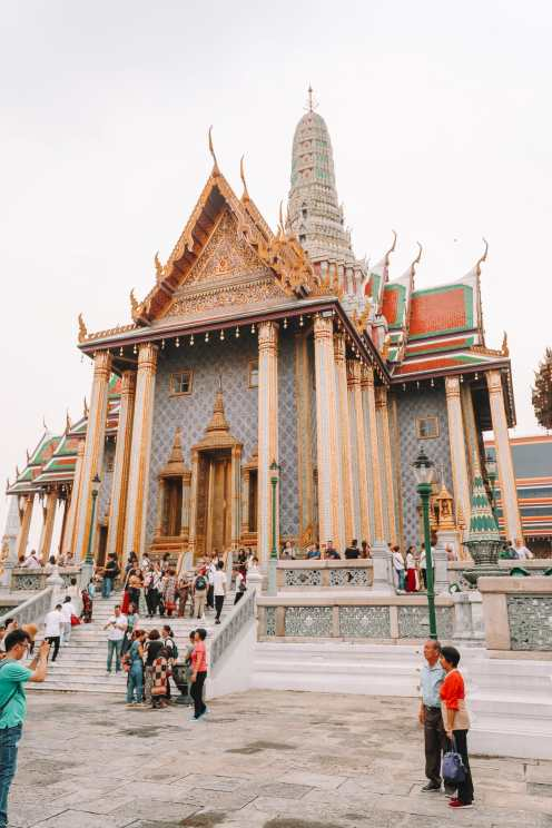 The Grand Palace And Khlongs Of Bangkok, Thailand (27)