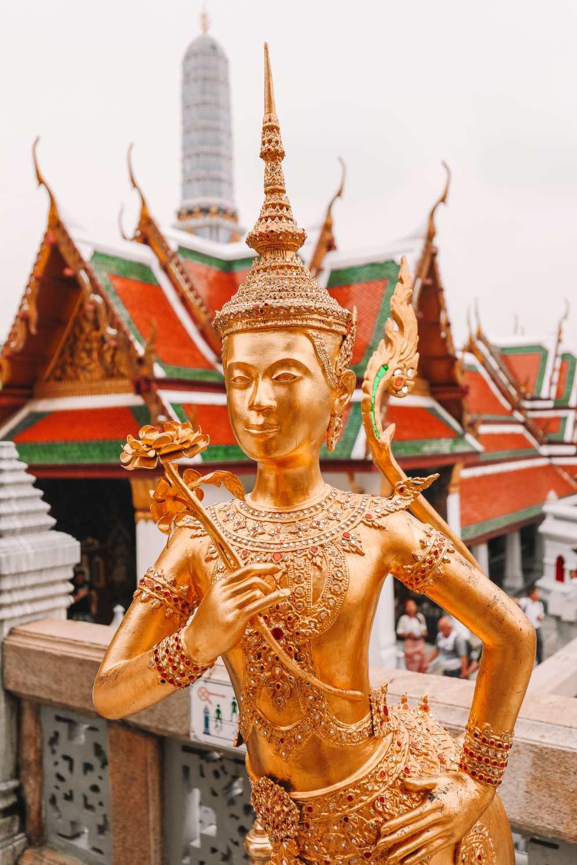 The Grand Palace And Khlongs Of Bangkok, Thailand (29)