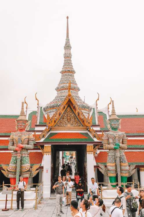 The Grand Palace And Khlongs Of Bangkok, Thailand (30)