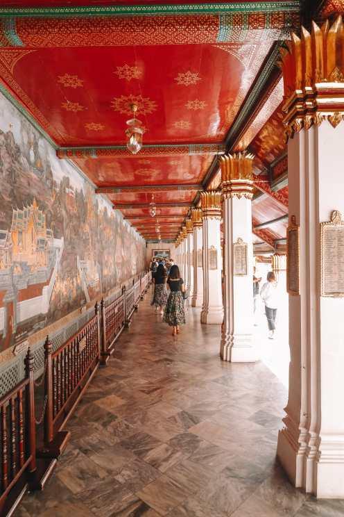 The Grand Palace And Khlongs Of Bangkok, Thailand (34)