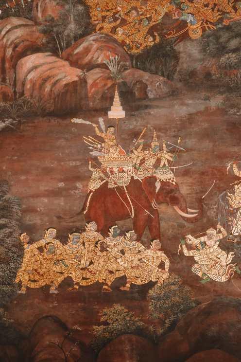 The Grand Palace And Khlongs Of Bangkok, Thailand (35)