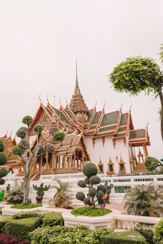 The Grand Palace And Khlongs Of Bangkok, Thailand (40)