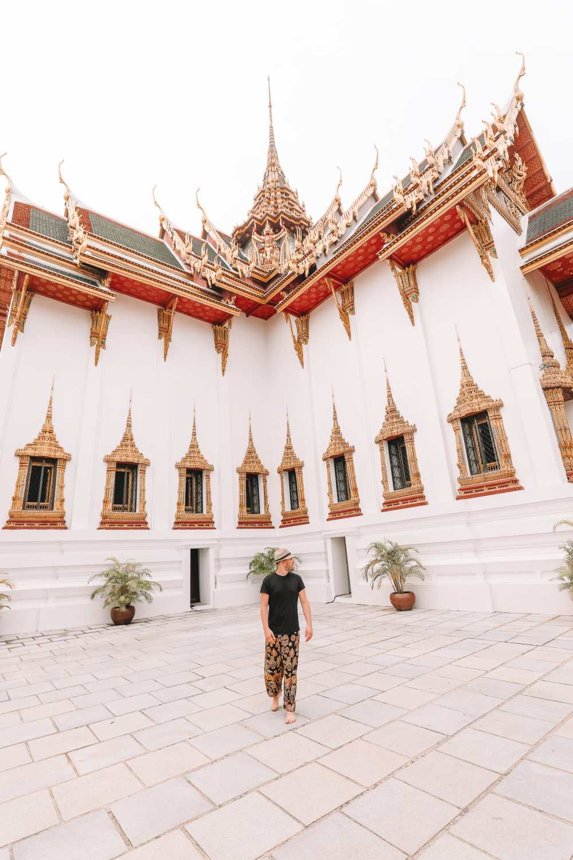 The Grand Palace And Khlongs Of Bangkok, Thailand (42)