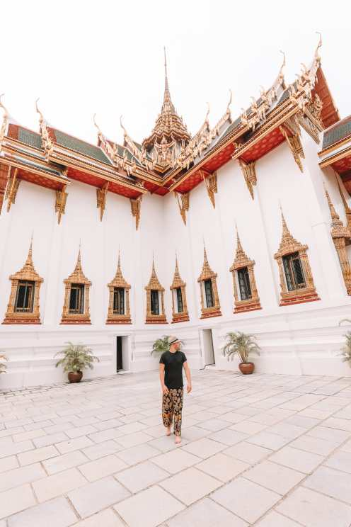 The Grand Palace And Khlongs Of Bangkok, Thailand (42)