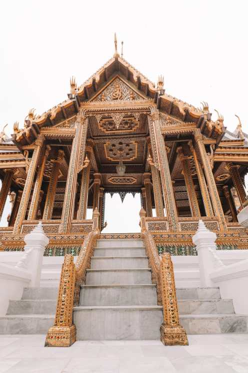 The Grand Palace And Khlongs Of Bangkok, Thailand (46)