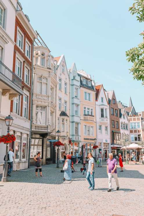 A Morning In German City of Aachen (12)