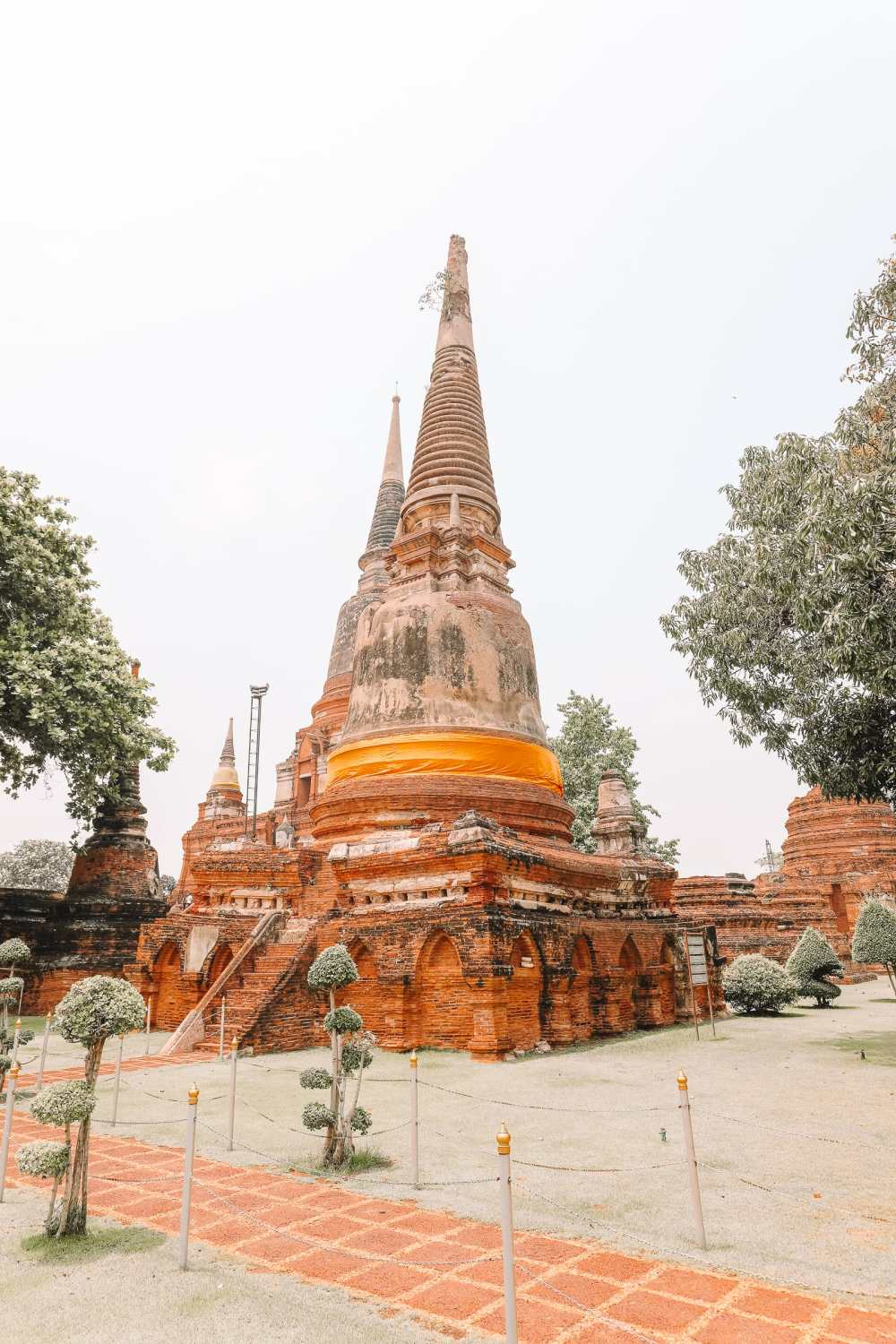Inside The Ancient Kingdom Of Ayutthaya, Thailand (1)