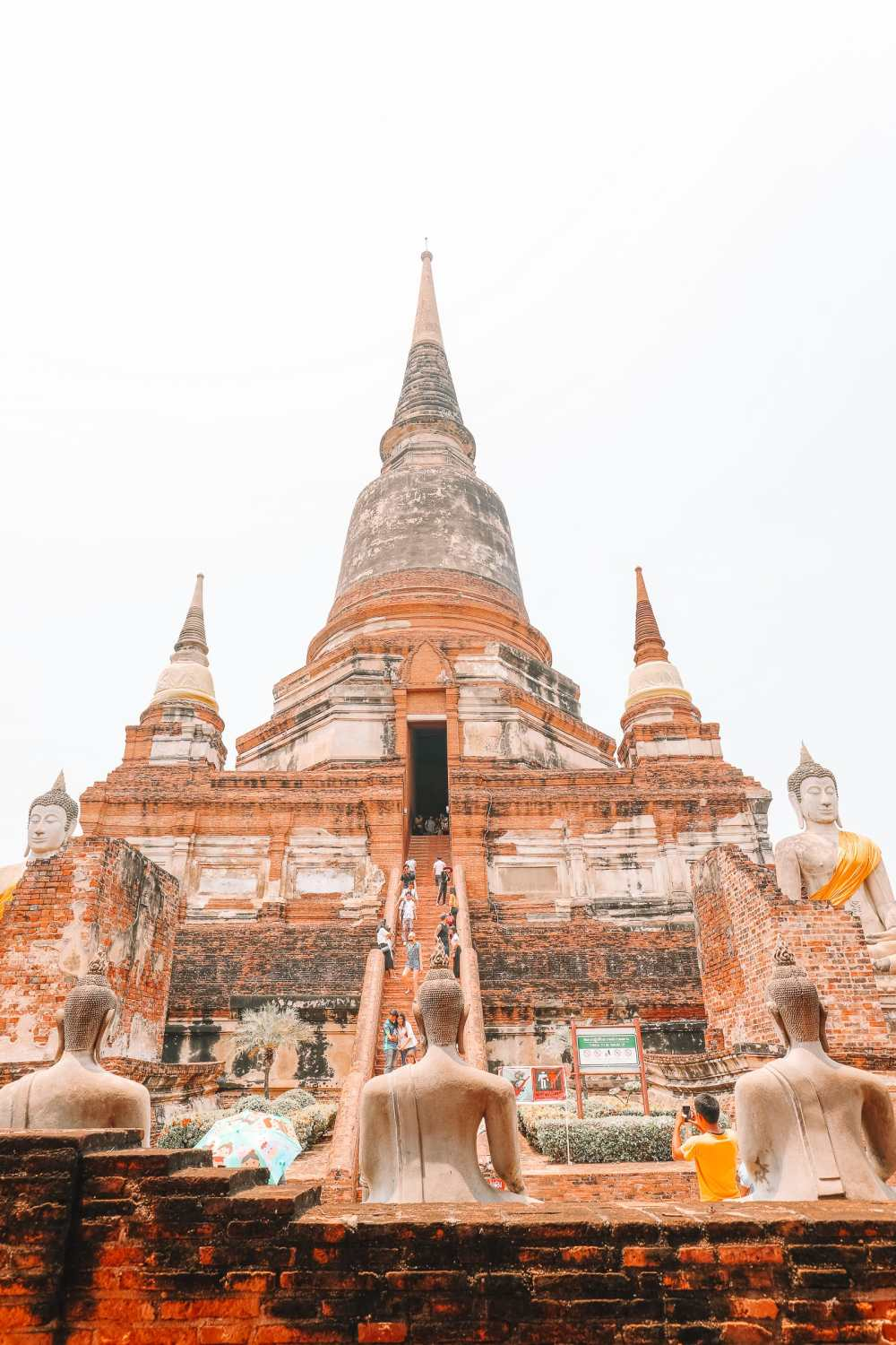 Inside The Ancient Kingdom Of Ayutthaya, Thailand (11)