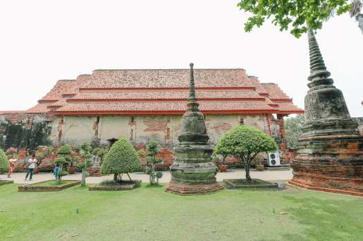 Inside The Ancient Kingdom Of Ayutthaya, Thailand (12)