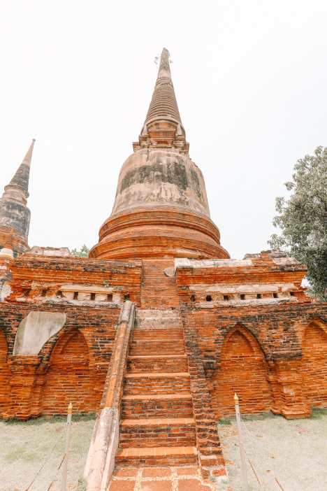 Inside The Ancient Kingdom Of Ayutthaya, Thailand (13)