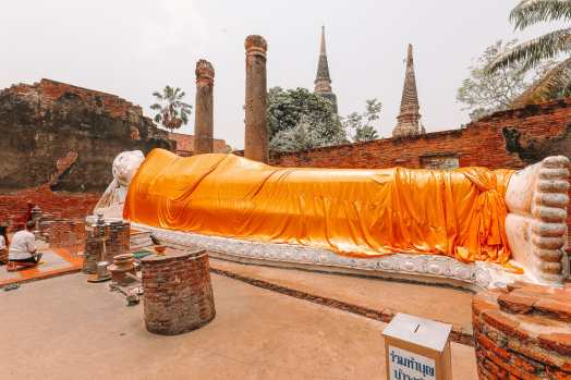 Inside The Ancient Kingdom Of Ayutthaya, Thailand (14)