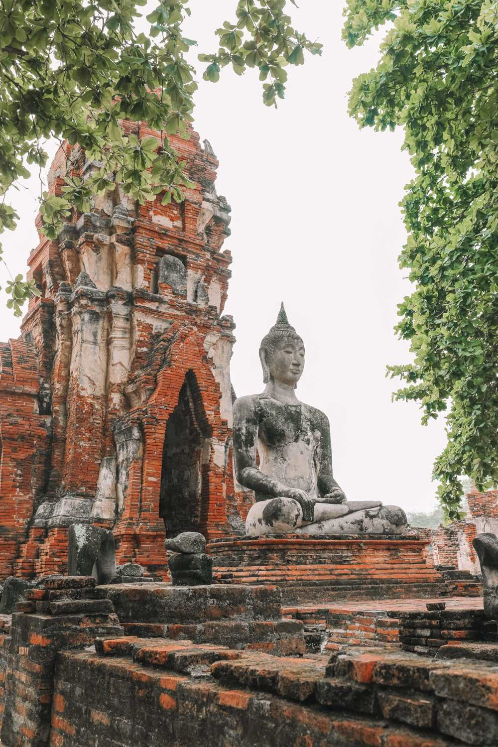 Inside The Ancient Kingdom Of Ayutthaya, Thailand (19)