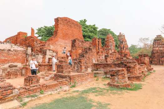 Inside The Ancient Kingdom Of Ayutthaya, Thailand (26)